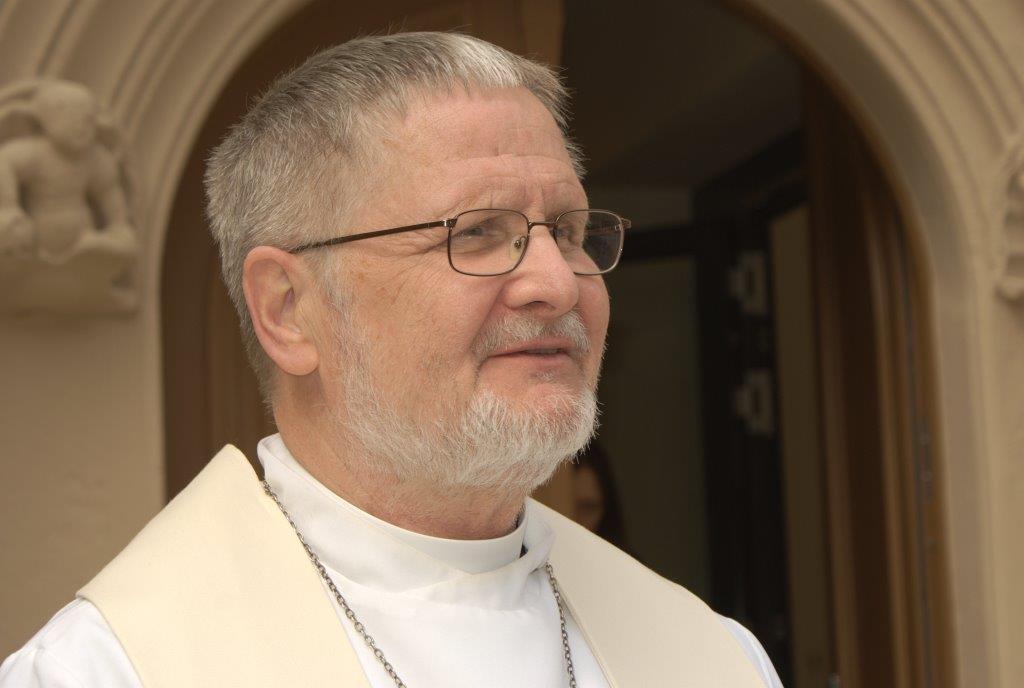 Pfarrer Pastor